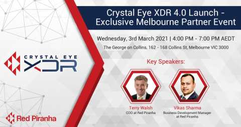 CE Partner Briefing and Networking - Melbourne Mar 2021